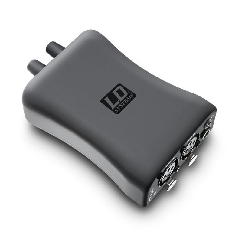 LD Systems HPA 1 Amplifier for headphones and wired IEM
