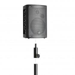 LD Systems STINGER MIX 6 G2 SET 1 Set of 2 x reducer flange 36mm to 16mm